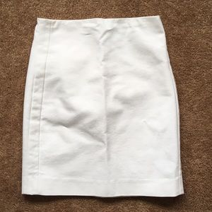 Guess by Marciano White Skirt